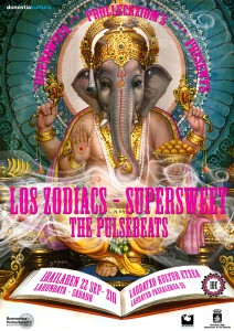 Los Zodiacs - Supersweet- The Pulsebeats