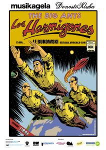 Los Hormigones MGC 2015 baja